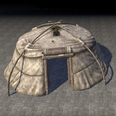 Ashlander Yurt, Netch-Hide