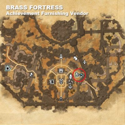 The Brass Fortress
