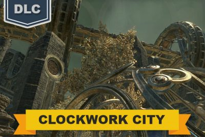 Clockwork City Achievement Furnishing