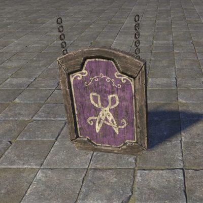 Clothier's Sign