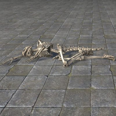 Corpse of Mayhem, Argonian