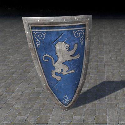 Covenant Hero Shield
