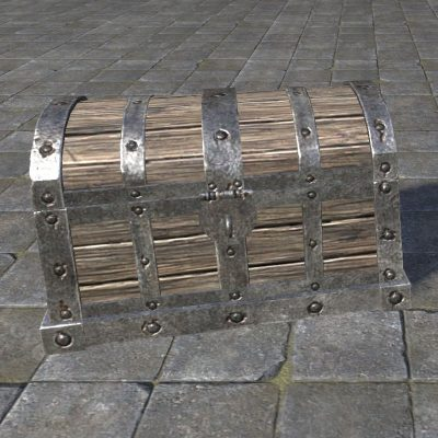 Decorative Treasure Chest