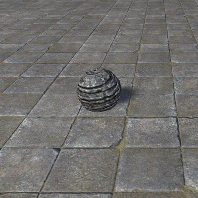 Depleted Sigil Stone