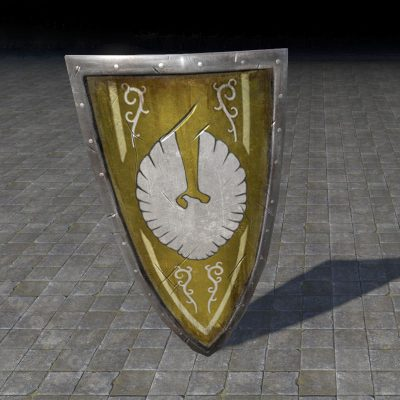 Dominion Hero Shield