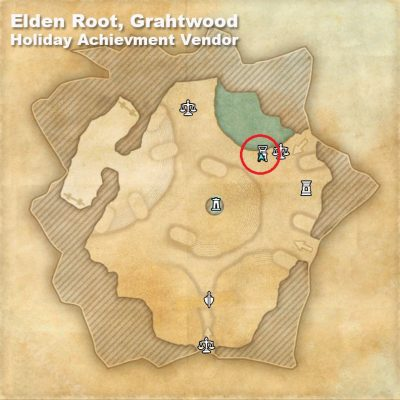 Elden Root Holiday Vendor