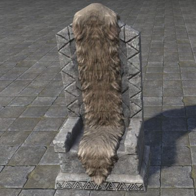 Fur Throne