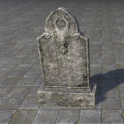 Mass Tombstone