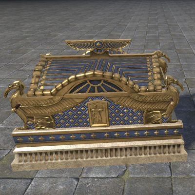 Opulent Dowry Chest