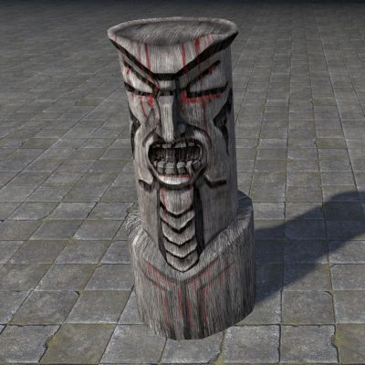 Orcish War Totem