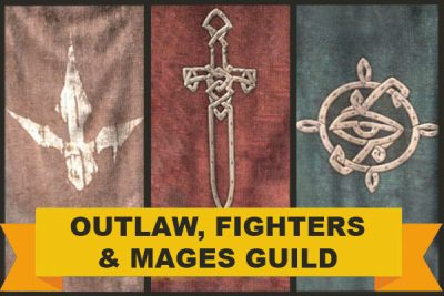 Outlaw Mages Fighters Guild Achievement Furnishings
