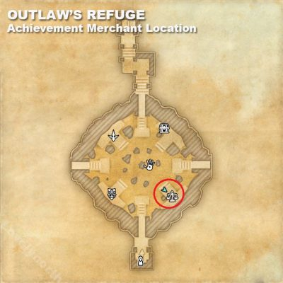Outlaw's Refuge Merchant