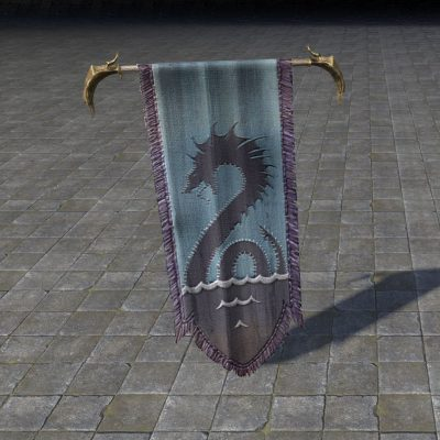 Sea Elf Banner
