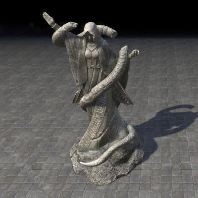 Statue of Shadows