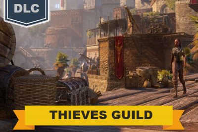 Thieves Guild DLC Achievement Furnishings