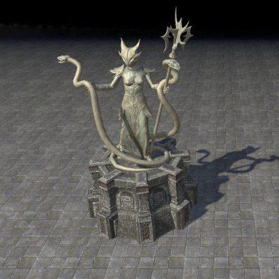Vaermina Statue