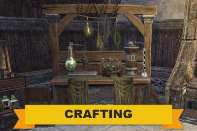 Crafting Achievement Furnishings