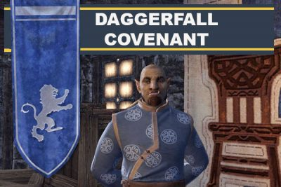 Daggerfall Covenant Achievement Furnishings