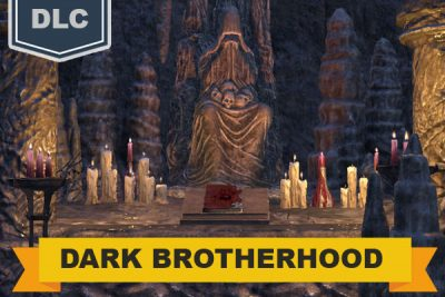 Dark Brotherhood Achievement Furnishings
