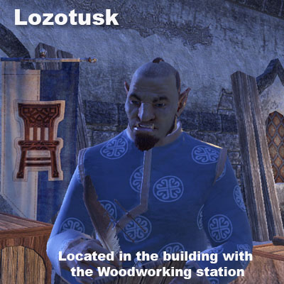 Lozotusk in Belkarth