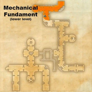 Mechanical Fundament Map