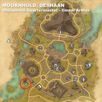 Mournhold Undaunted