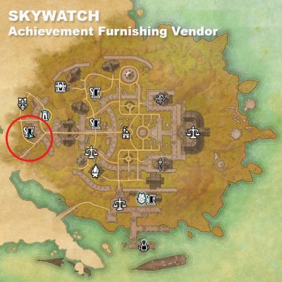 Skywatch Vendor Location