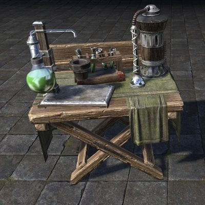 Alchemy Station