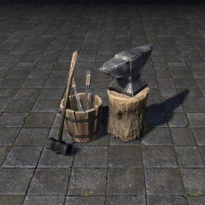 Blacksmithing Station
