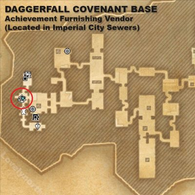 Daggerfall Covenant Base in Imperial City