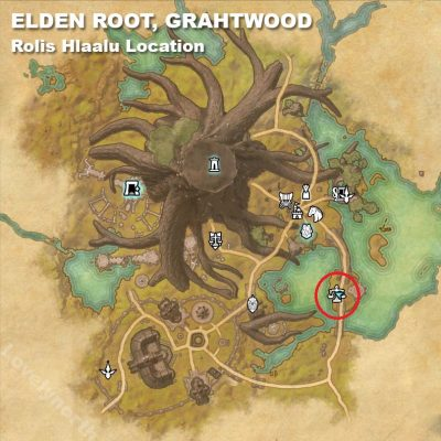 Elden Root Rolis Location