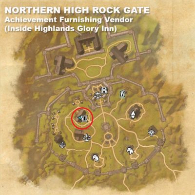 Northern Highrock Gate