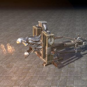 Surplus Dominion Fire Ballista