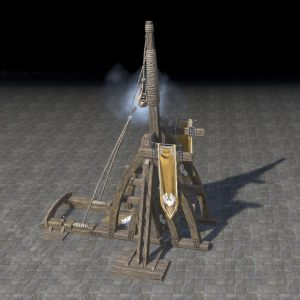 Surplus Dominion Iceball Trebuchet
