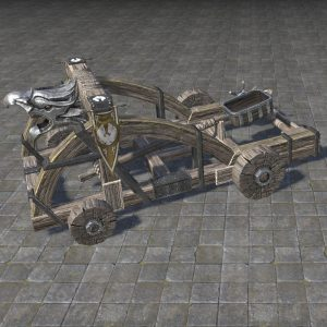 Surplus Dominion Oil Catapult