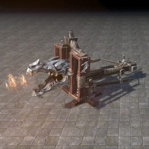 Surplus Pact Fire Ballista