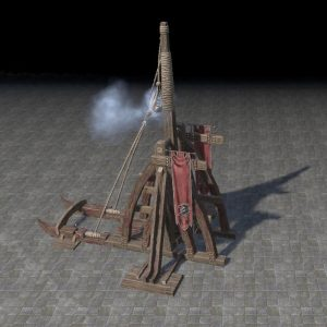 Surplus Pact Iceball Trebuchet