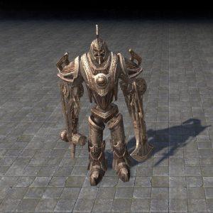 Target Centurion, Dwarf-Brass