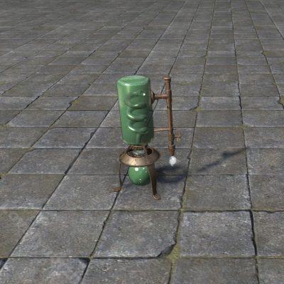 Alchemical Apparatus, Master