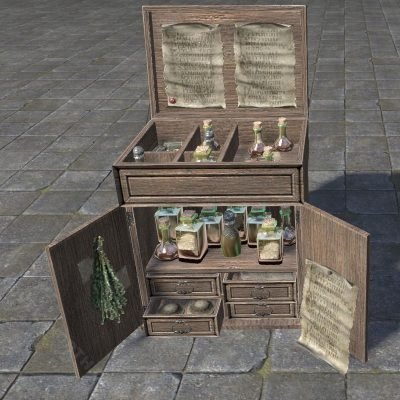 Cabinet, Poisonmaker's