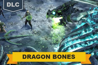 Dragon Bones DLC Achievement Furnishings