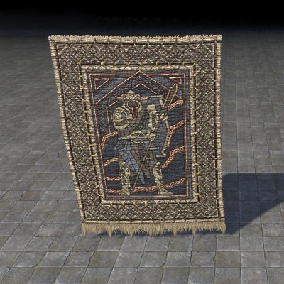 Orcish Tapestry, Spear