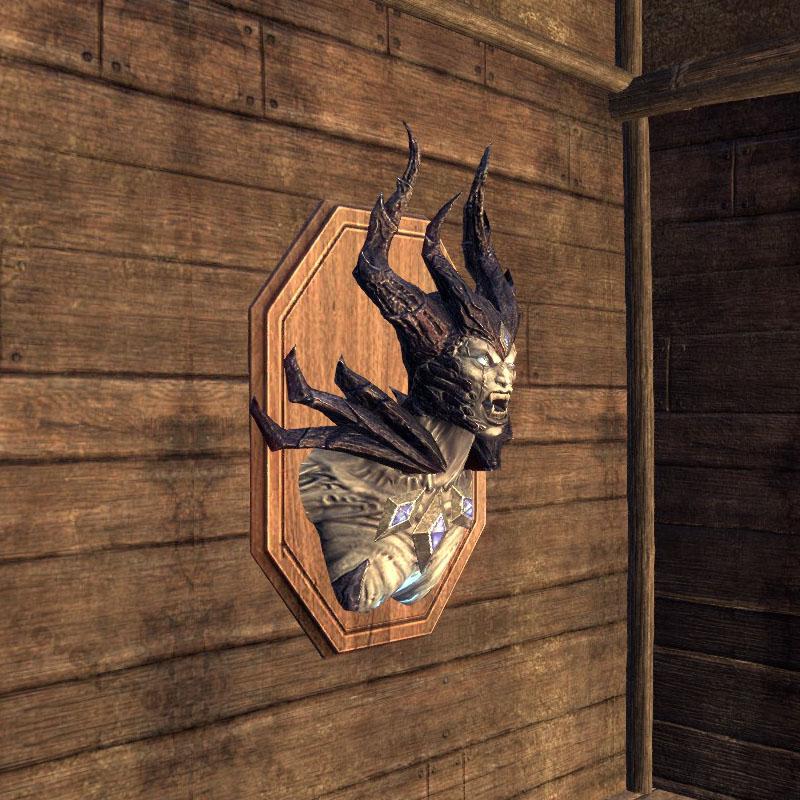 Undaunted Dungeon Trophy Furnishings