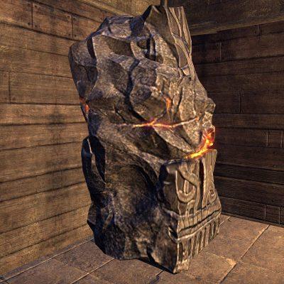 Trophy: Stone Atronach