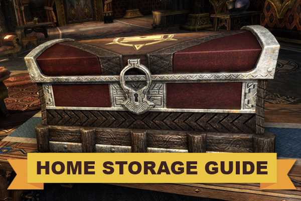 Home Storage Guide