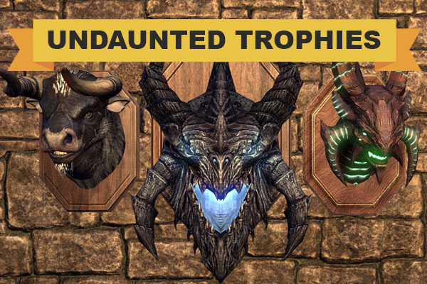 Undaunted Trophies