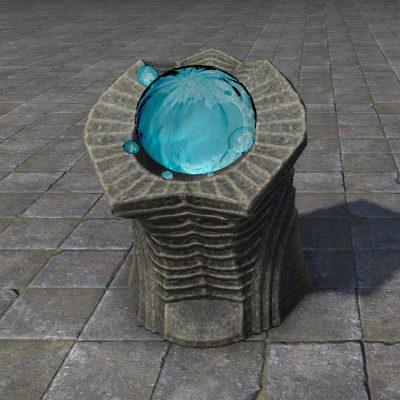 Psijic Control Globe, Inactive