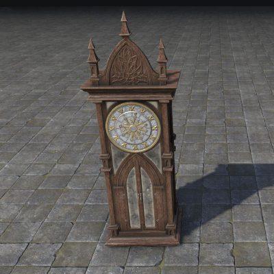 Alinor Ancestor Clock, Celestial