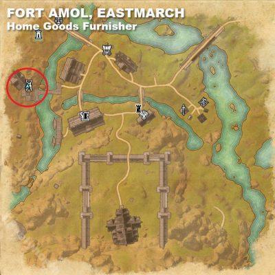 Fort Amol Furnisher