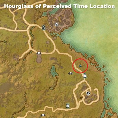 Hourglass of Perceived Time Relic Location